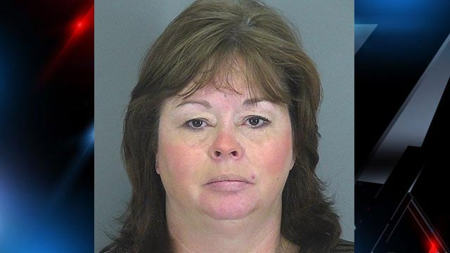 Christine Deyoung (Courtesy: Spartanburg County Sheriff's Office)