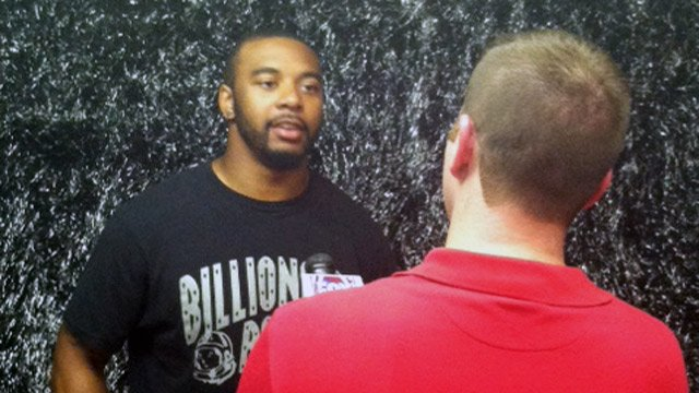 Tajh Boyd talks about being drafted to the NY Jets. (May 10, 2014/FOX Carolina)