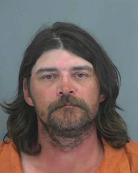 Michael Larson (Courtesy: Spartanburg County Detention Center)
