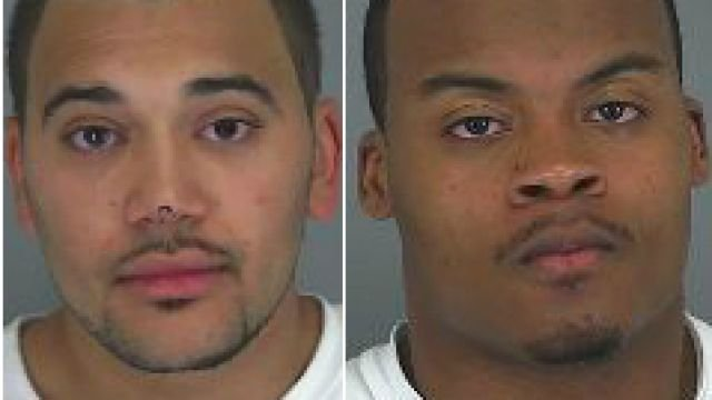 Andrew Gehring & Donovan Johnson (Courtesy: Spartanburg County Detention Center)