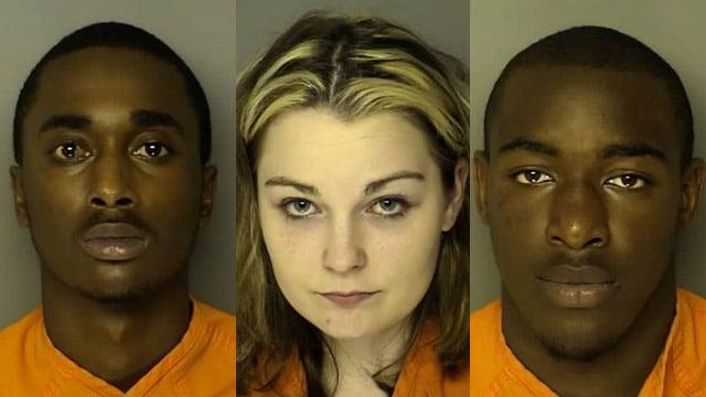 Tyrus Murray, Shawnie Wilson and Marcus Todd (Source: Woodruff PD)