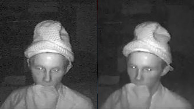 Deputies say they need help identifying this suspect. (Source: Anderson Co. Sheriff's Office)