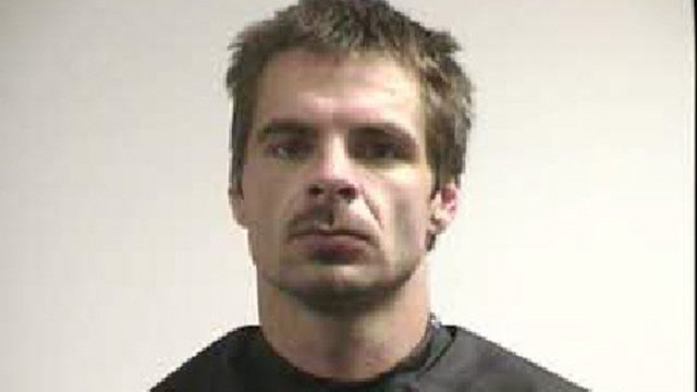 Trenton Black (Pickens Co. Sheriff's Office)