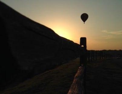 Aloft will feature 70 hot air balloons (FOX Carolina)