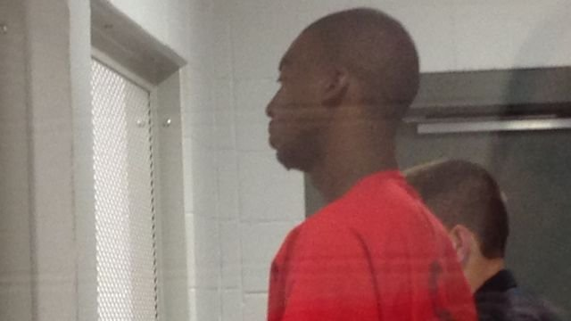 "David ""Lamar"" Thompson appears in court (FOX Carolina)"