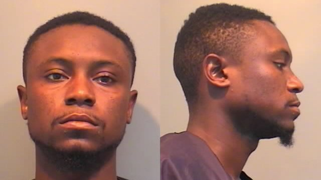 Jarvis Cunningham (Source: Union Co. Sheriff's Office)