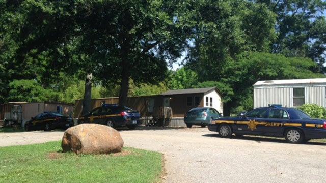Deputies respond to Bridge Road in Taylors. (May 30, 2014/FOX Carolina)