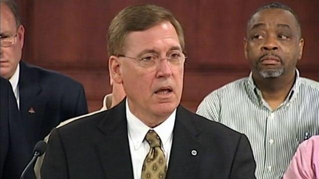Lt. Gov. Glenn McConnell. (File/FOX Carolina)
