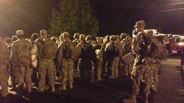 141 soldiers ready to deploy to Afghanistan Friday (FOX Carolina)