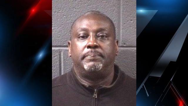 A 2013 mugshot of Rodney Koon (Source: Asheville Police Dept.)