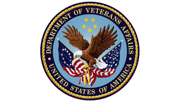 US Dept. of Veterans Affairs seal. (File/Associated Press)