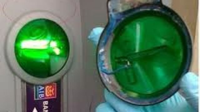 Investigators say suspects used device similar to this. (June 5, 2014/FOX Carolina)
