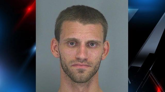 Clay Brooks (Source: Spartanburg Co. Detention Center)