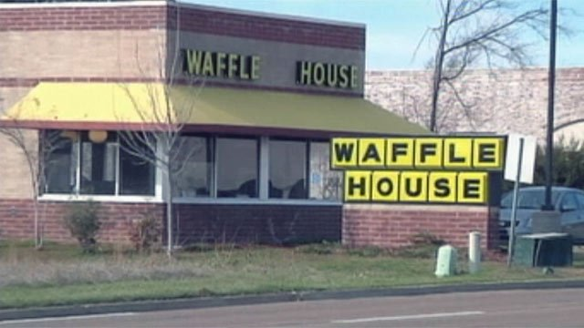 A South Carolina Waffle House restaurant. (File/FOX Carolina)