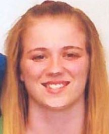 """16-year-old Amber Proctor is 5'4"""", 120 lbs, with blonde hair and brown eyes. (Source: National Center for Missing and Exploited Children)"""