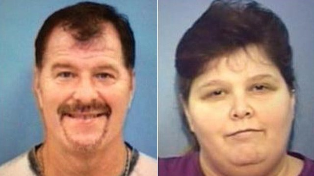 Dean Upchurch and Barbara Upchurch (Source: Rutherford Co. Sheriff's Office)