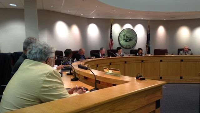 Greenville County Committee of the Whole meets on Tuesday. (June 17, 2014/FOX Carolina)