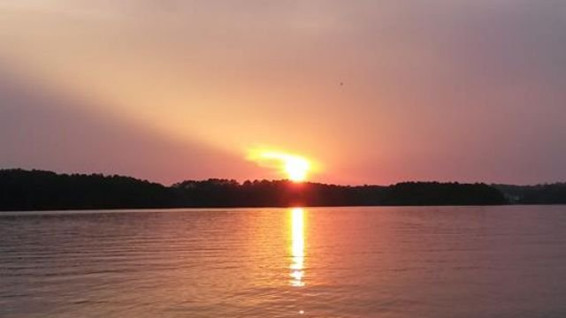 From Lynn Lister at Lake Hartwell on Wednesday