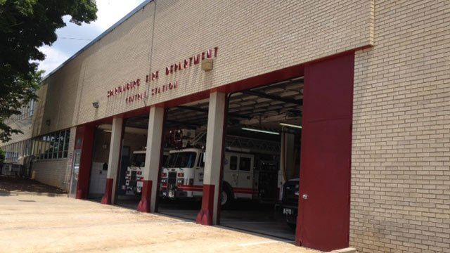 Thursday's fundraiser will be held at the Spartanburg Fire Department on S. Spring Street. (June 18, 2014/FOX Carolina)