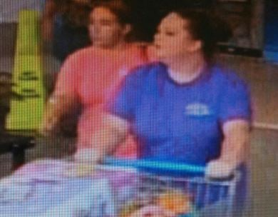 Shoplifting suspects sought by Oconee County Sheriff's Office (Courtesy: Oconee County Sheriff's Office)