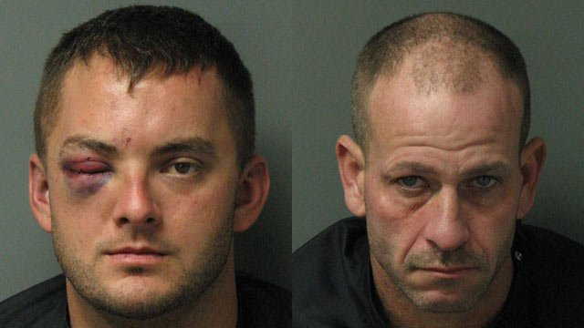 Brandon Wheeler and Keith Schlachter (Source: Oconee Co. Sheriff's Office)