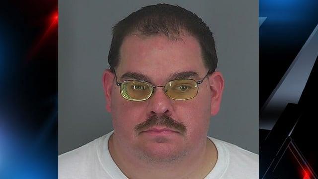 Walter Davis (Source: Spartanburg Co. Sheriff's Office)