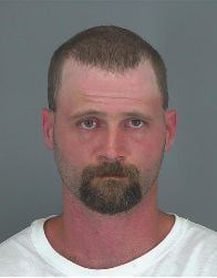Tony Gross (Courtesy: Spartanburg Co. Detention Center)
