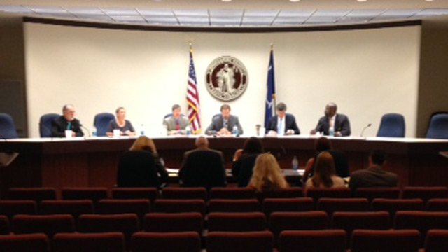 The Spartanburg County Council holds special meeting Tuesday morning. (July 1, 2014/FOX Carolina)