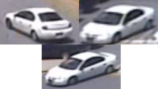 Police say this is the car she left in. (Source: Greer Police Dept.)