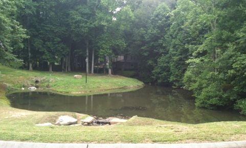Half-Mile Lake (June 27, 2014/FOX Carolina)