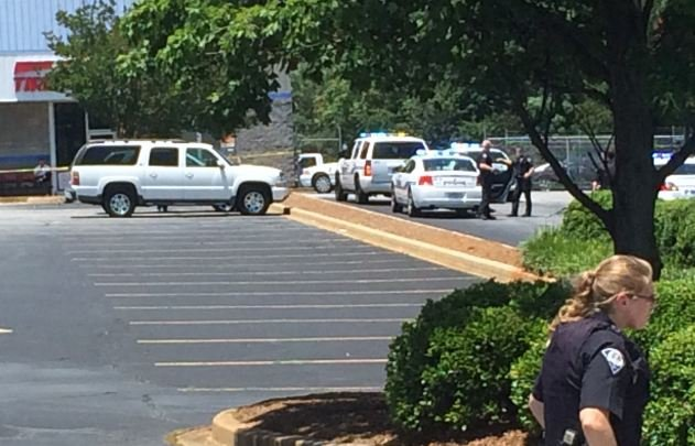 Officer involved shooting reported at Pep Boys (FOX Carolina)
