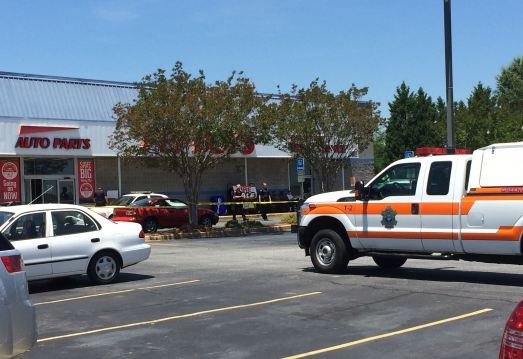 Officer involved shooting reported at Pep Boys (FOX Carolina)