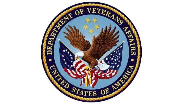 US Dept. of Veterans Affairs seal. (File/Associated Press)