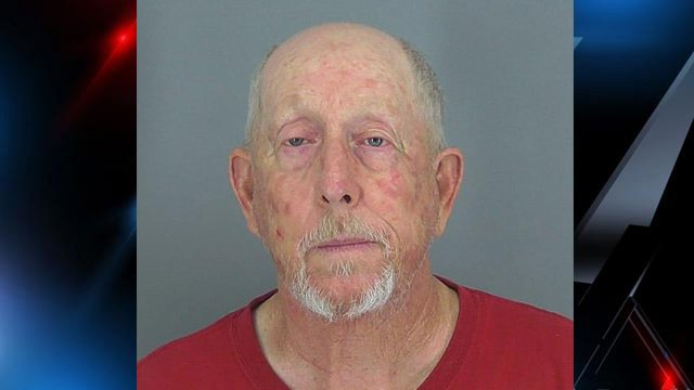 Richard Keith (Source: Spartanburg Co. Sheriff's Office)