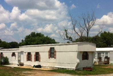 Home on Winco Avenue where deputies said a meth lab was found (FOX Carolina)