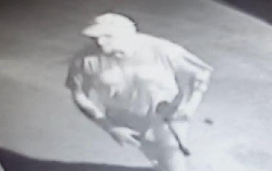 Breaking and entering suspect (Buncombe County Sheriff's Office)