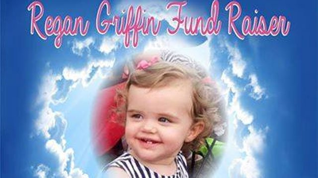 A flyer for the Regan Griffin fundraiser (Source: Laurens Co. Sheriff's Office)