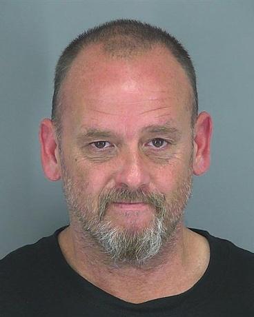 Jeffrey Foster (Courtesy: Spartanburg County Detention Center)