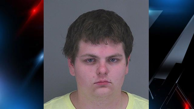 Caleb Marlow (Courtesy: Spartanburg Co. Sheriff's Office)