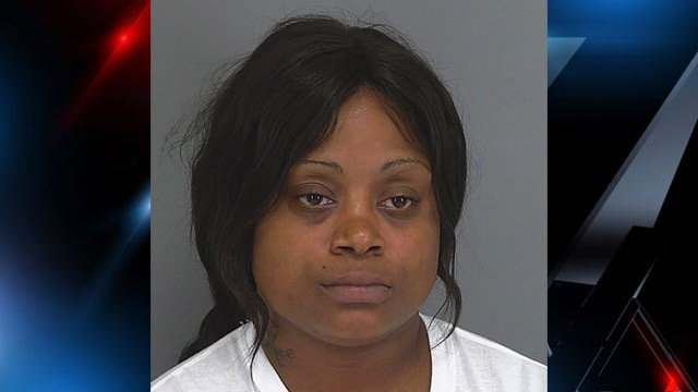 Lakeisha Smith (Source: Spartanburg Co. Detention Center)