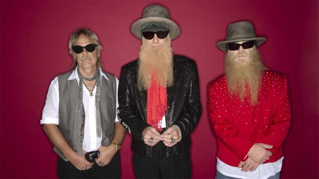ZZ Top (Source: Biltmore Concert Series)