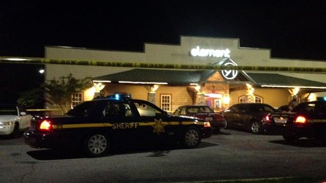 Deputies respond to Element 91 on Halton Rd. (July 23, 2014/FOX Carolina)