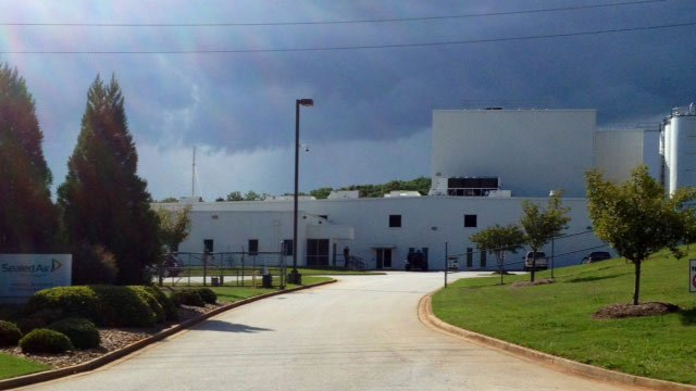 Sealed Air in Duncan (July 23, 2014/FOX Carolina)