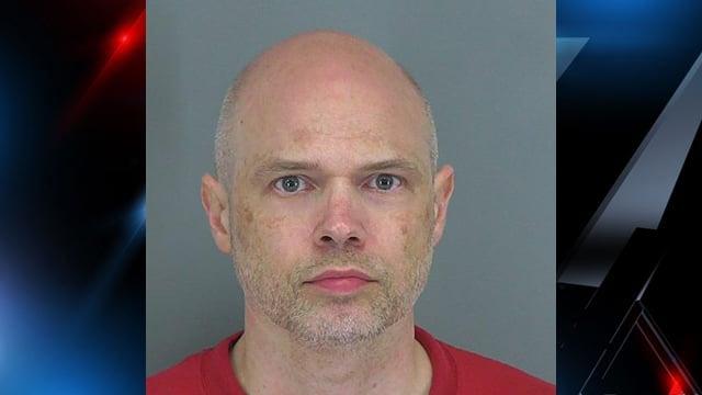 Raymond Griffin (Source: Spartanburg Co. Detention Center)