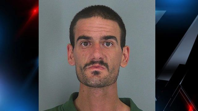 Jonathan Powell (Source: Spartanburg Co. Detention Center)