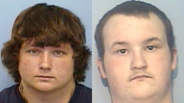 Calvin Lee Metcalf and Phillip Nicholas Metcalf (Source: McDowell Co. Sheriff's Office)
