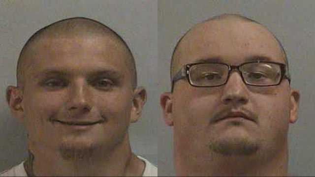 Deputies released these recent images Calvin Lee Metcalf and Phillip Nicholas Metcalf. (Source: McDowell Co. Sheriff's Office)