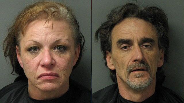 Christine (L) and John Black. (Source: Oconee Co. Sheriff's Office)