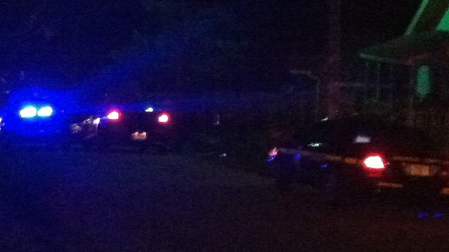 Deputies respond to gunshot victim off of Old Buncombe Rd. (July 31, 2014/FOX Carolina)