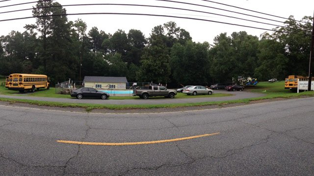 Deputies are investigating allegations of possible child abuse at Main St. USA in Inman. (July 31, 2014/FOX Carolina)